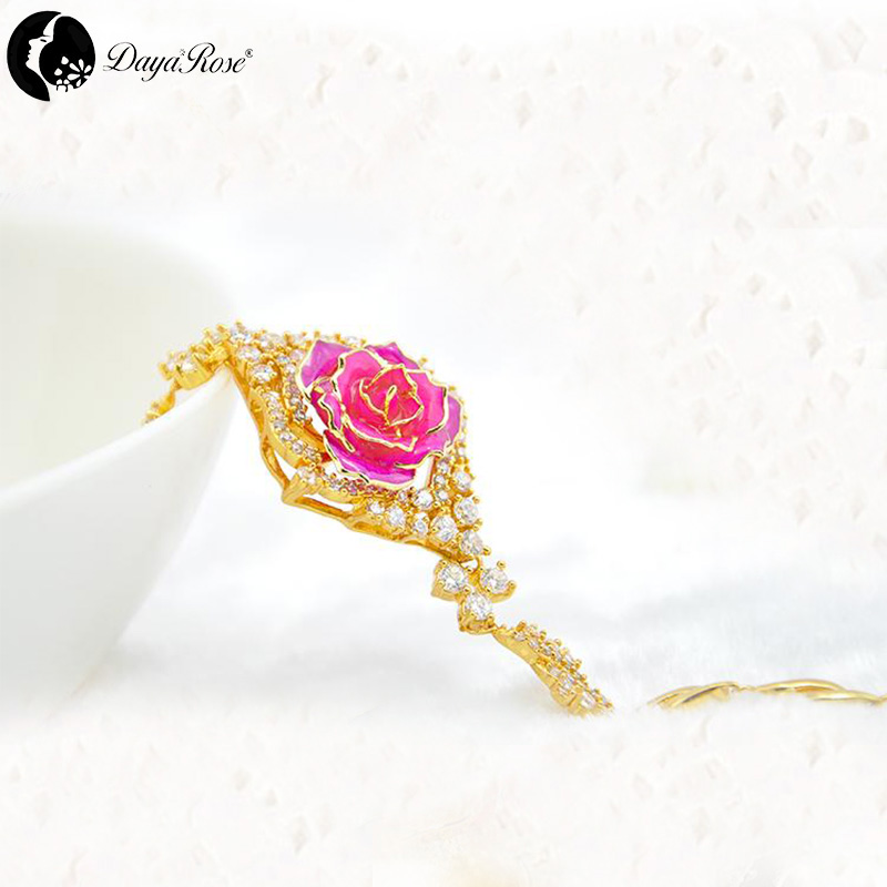 Vintage gold rose ring (The roses)