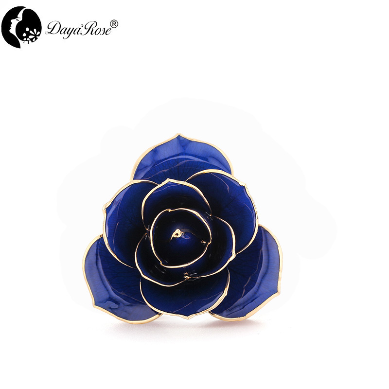 Daiya Blue Rose 24K Gold (gold Leaf)