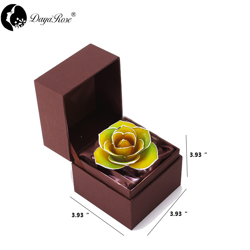 Silver Yellow Green Rose(Independent Beautiful)