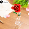 Wholesale Processing Customized Diana Orange Red Gold Rose