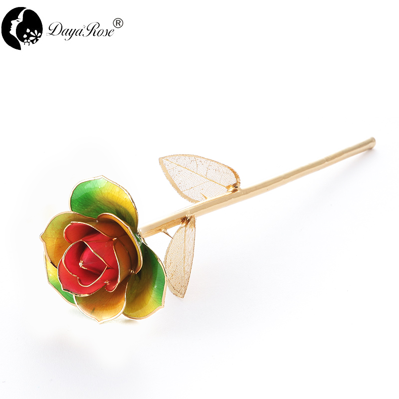 Daiya Tricolor Rose 24K Gold (gold Leaf)