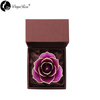 Love Only Purple Gold Rose (natural Rose)